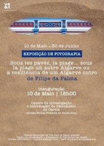 Expo_Filipe Palma_Sous les paves...