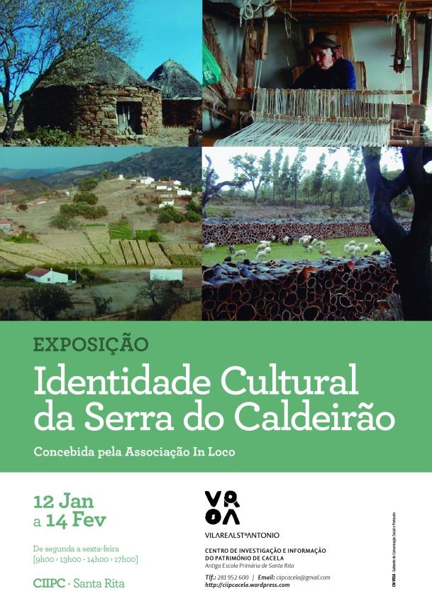 Poster - Identidade Cultural da Serra do Caldeirão